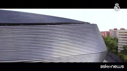 Il nuovo stadio Bernabeu: avanguardia nel segno della tradizione