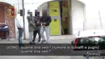 Mafia nigeriana a Palermo, il rito di iniziazione: schiaffi e pugni