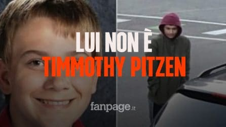 Quel ragazzo non è Timmothy Pitzen, il bimbo scomparso nel 2011: tutta la verità dal DNA