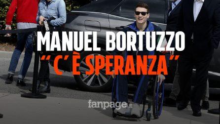 """""""Ci sono speranze"""" per Manuel Bortuzzo: a confermarlo il direttore del centro di riabilitazione"""