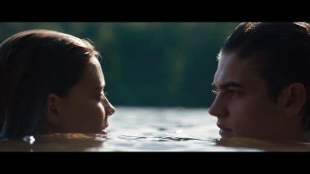 """""""After"""" il film: l'attesissima scena di Hardin Scott e Tessa Young molto intimi nel lago"""