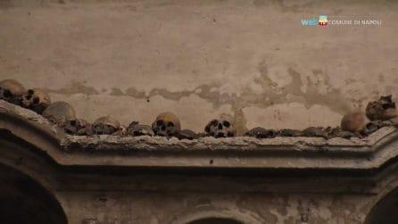 """Riapre Santa Luciella, la chiesa del """"teschio con le orecchie"""""""