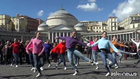 A Napoli flash mob e concerto onorano Gershwin con 1500 ragazzi