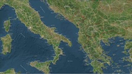Droga e immigrazione clandestina, 13 arresti tra Italia e Inghilterra