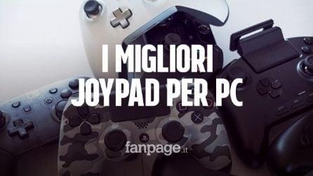 Migliori Joypad per PC: guida all'acquisto per fascia di prezzo e funzionalità