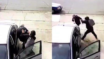 Anziano malato terminale tenta di fermare il ladro 14enne: il ragazzo lo picchia e fugge