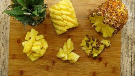3 modi per sbucciare l'ananas nel modo giusto!