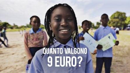 Quanto valgono 9 euro?