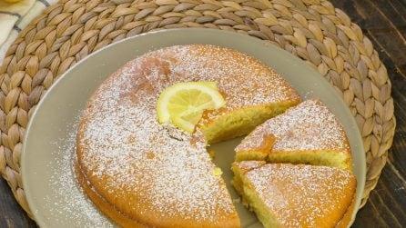 Pan di limone: soffice e delizioso grazie alla polpa di limone!
