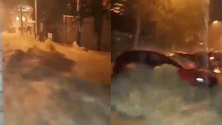 Maltempo in Brasile, le piogge torrenziali sono spaventose: vittime e disagi