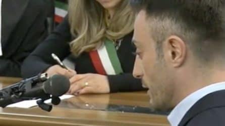 """La mamma di Cucchi: """"terribile"""" testimonianza di Tedesco"""