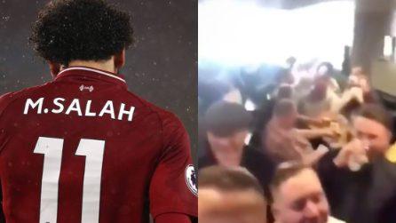 """""""Salah è un terrorista"""", il vergognoso coro dei tifosi del Chelsea"""