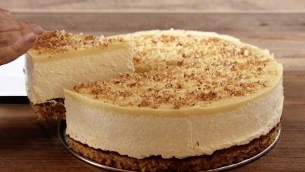 Torta mandorle e cocco: super cremosa e dal gusto speciale