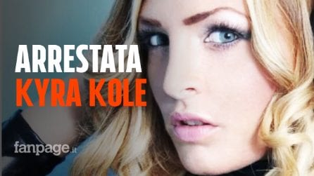 Favoreggiamento e sfruttamento della prostituzione: arrestata la dj e showgirl Kyra Kole