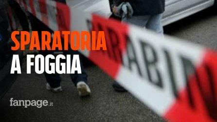 Sparatoria a Foggia: morto un carabiniere di 45 anni, fermato un uomo