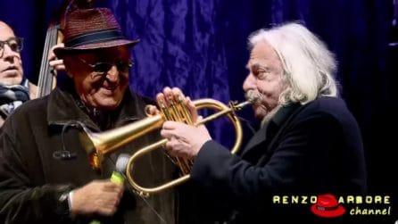 Renzo Arbore porta il jazz d'autore al Medimex, con lui anche Rava e Di Battista
