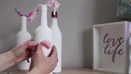 Bottiglie di Pasqua: il modo più originale e creativo per riciclarle