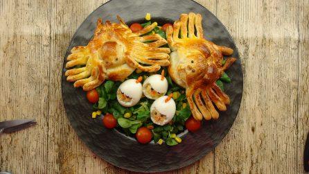 2 idee sfiziose per decorare la tua tavola a Pasqua!