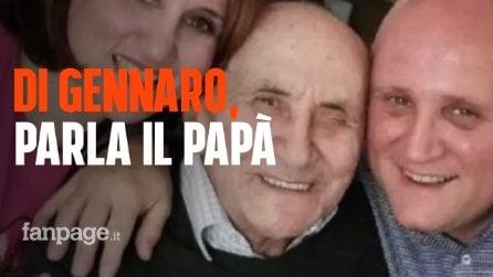 """Foggia, carabiniere morto: parla il papà di Vincenzo Carlo Di Gennaro: """"È un eroe italiano"""""""