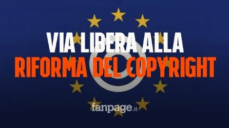 Via libera alla riforma europea del Copyright: approvata da Consiglio Ue, l'Italia si oppone