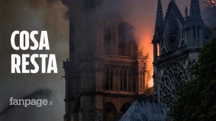 Incendio alla Cattedrale di Notre-Dame: cosa resta e cosa abbiamo perso per sempre
