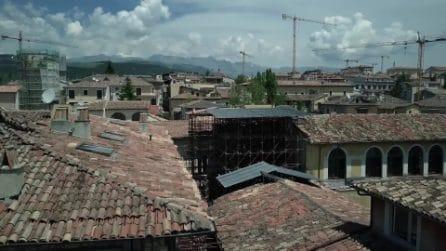 L'Aquila - Grandi speranze, il trailer della serie di Marco Risi