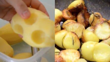 Patate in padella e ripiene: due ricette saporite e sfiziose