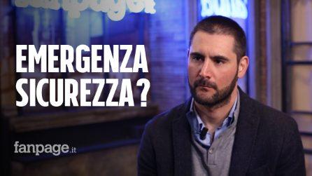 """Legittima difesa, Luca Di Bartolomei: """"Più armi vuol dire più morti innocenti e meno sicurezza"""""""