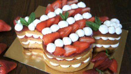 Colomba di Pan di Spagna: il dolce originale e gustoso per Pasqua