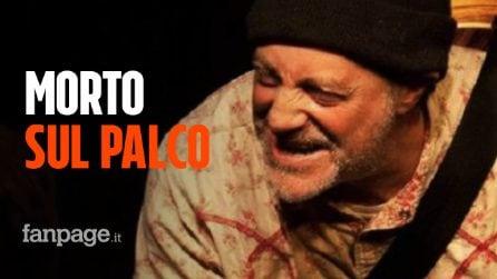 Morto Ian Cognito: il comico ha un infarto sul palco, ma il pubblico continua a ridere