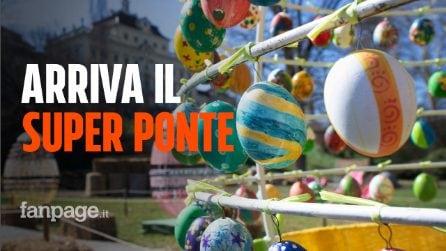 Al via il super ponte di Pasqua: scuole chiuse per oltre 10 giorni e potrebbero protrarsi