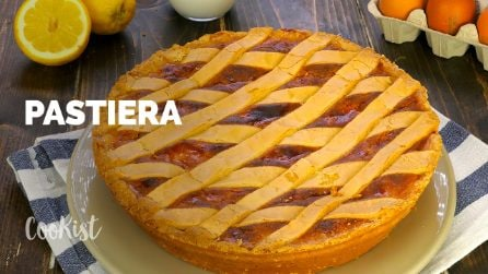 Pastiera: how to make the traditional Neapolitan cake for Easter!