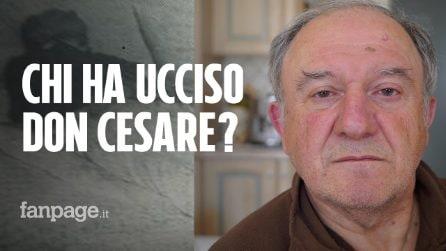 """Don Cesare Boschin, ucciso dalla camorra perché denunciò i rifiuti tossici: """"Chi sa parli"""""""