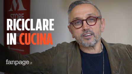 Evitare gli sprechi in cucina: i consigli di Bruno Barbieri per ridare vita agli avanzi di cibo