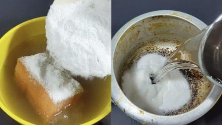 Come pulire con il sale: tre trucchetti semplici e utili