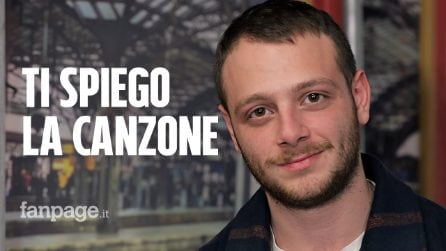 """Anastasio spiega Correre: """"Parlo della confusione dei giovani e delle colpe dei genitori"""""""