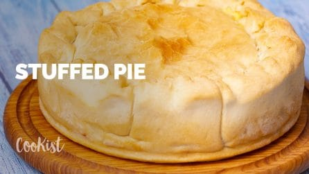 Easter stuffed pie: you need to get your hands on this!
