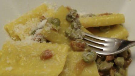 Carbonara di fave: un'alternativa deliziosa alla classica ricetta
