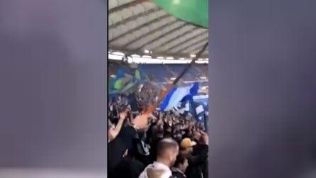 """""""Questa banana è per Bakayoko"""", il coro razzista durante Lazio-Udinese"""