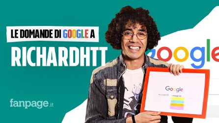 RichardHTT, tutorial, disegni, Instagram, Fraffrog: lo youtuber risponde alle domande di Google