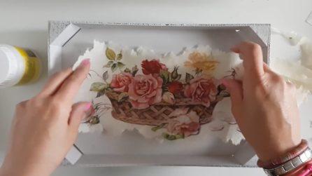 Come riciclare le cassette delle fragole: l'idea originale e perfetta da regalare