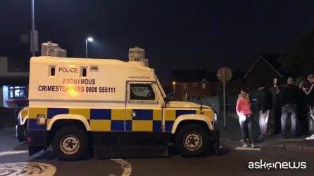 Irlanda del Nord, scontri a Derry: uccisa una giornalista