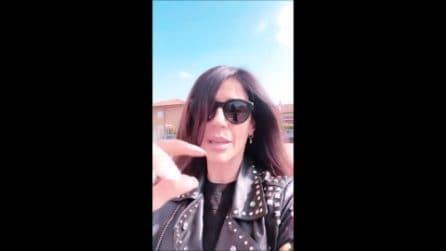 """Raffaella Mennoia: """"Contatto tra Moser e Nasti avvenuto durante un'esterna"""""""