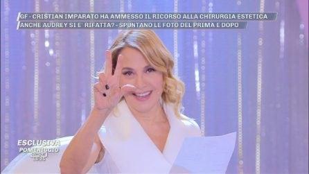 """Barbara D'Urso: """"Francesca Brambilla ha diffidato Valentina Vignali"""""""