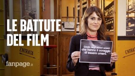 """""""Ma cosa ci dice il cervello"""", Paola Cortellesi spiega la trama del film con le battute più forti"""