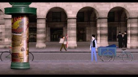 Dilili a Parigi: il trailer italiano