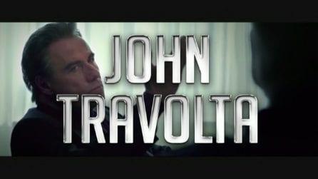 John Travolta ad Amici18