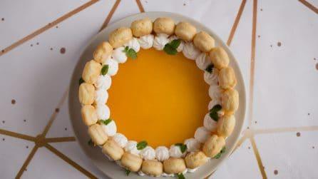 Tiramisù al mango: fresco, bello e dal gusto delicato!