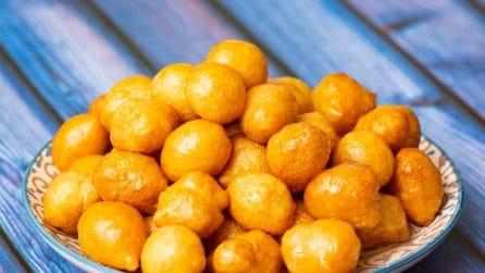 Lokma: il dolce turco soffice e goloso da provare al più presto!