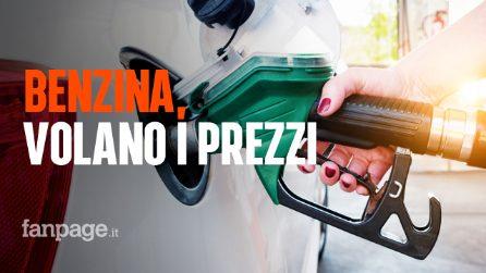 Benzina e diesel, aumentano i prezzi alla vigilia del 25 aprile